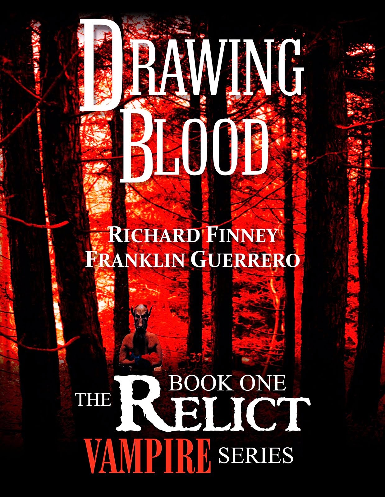THE RELICT VAMPIRE BOOK SERIES
