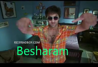 Besharam Lyrics - Ranbir Kapoor | Movie Songs Download