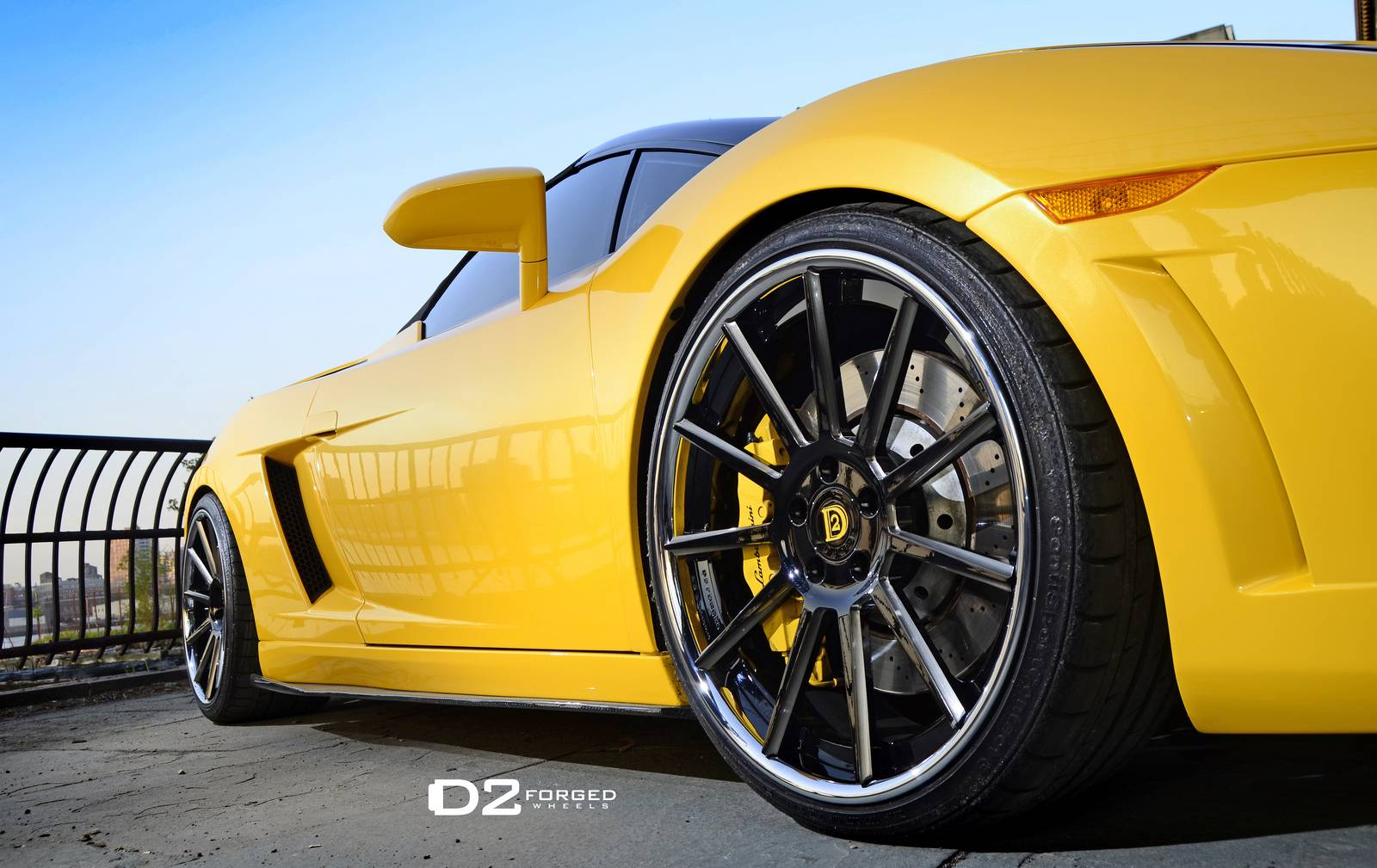 davide458italia lamborghini gallardo spyder on d2 forged wheels. Black Bedroom Furniture Sets. Home Design Ideas