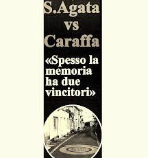 Sant'Agata contro Caraffa (e viceversa)