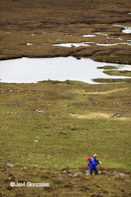 Scotland, Highlands, montañas, River Dee