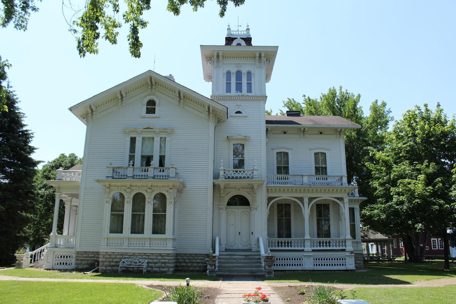 galloway house 2 - Fond du Lac County Historical Society