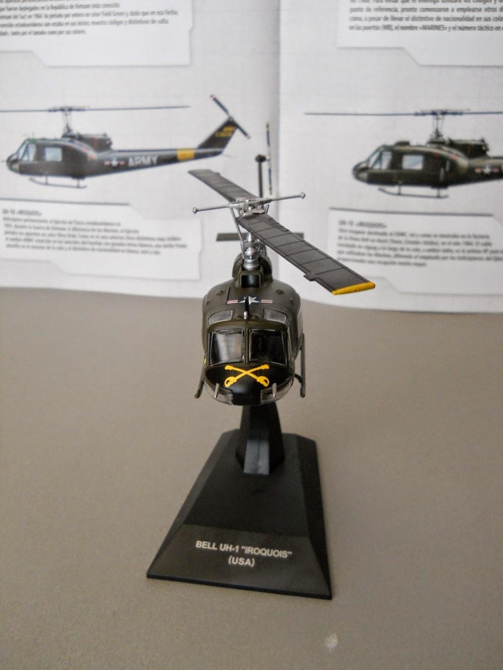 coleccion de quioscos helicopteros de combate