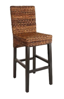Copy Cat Chic Pottery Barn Seagrass Barstool