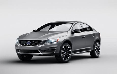 Volvo S60 Saloon Launches A Tall Cross Country