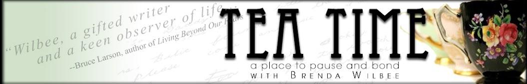 Brenda Wilbee: Tea Time