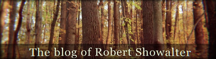 The Blog of Robert Showalter