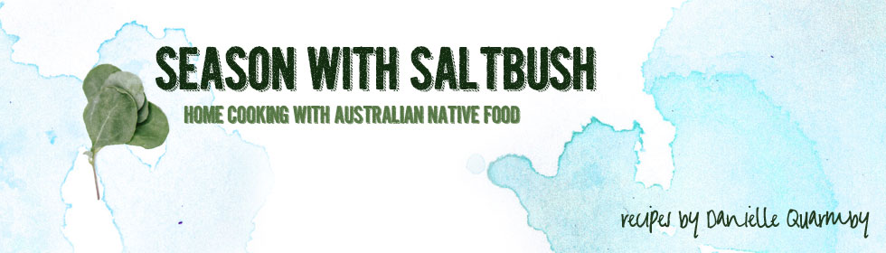 Season with Saltbush