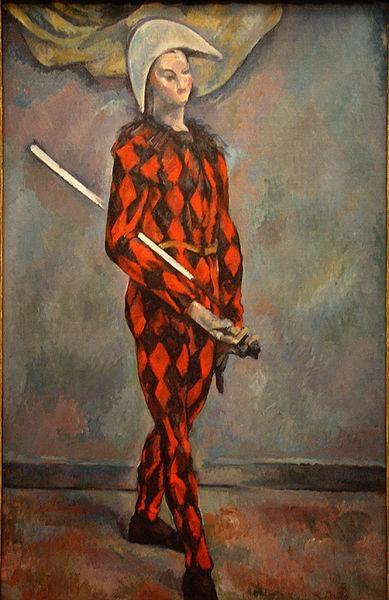 Paul Cézanne - Genre painting