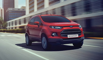 Mobil Ford All New EcoSport