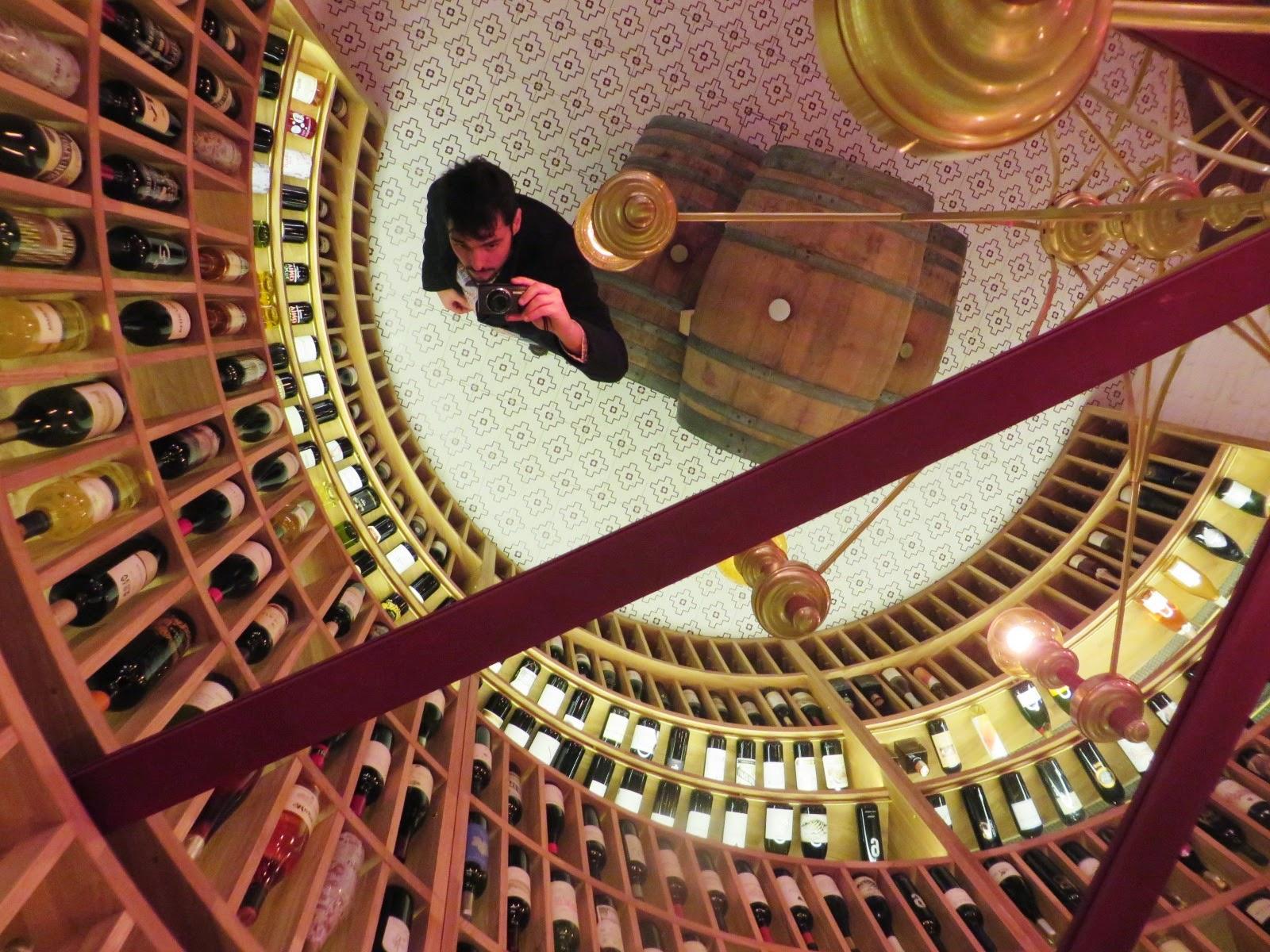 Urbina vinos blog restaurante wine fandango en logro o for Decoracion logrono