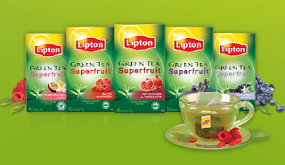 Free Lipton Green Tea