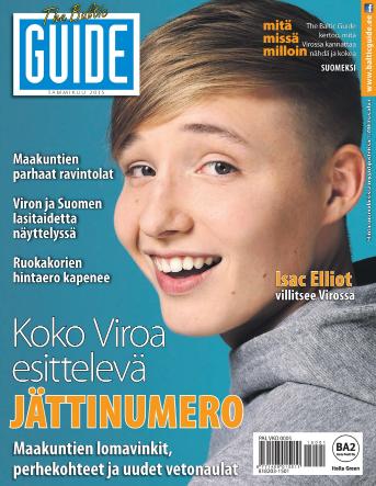 Baltic guide tammikuu 2015, Tallinna tutuksi, Lukupaketti