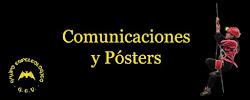 Comunicaciones y Pósters