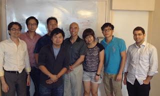 Mentor Visit – Po Chi Wu