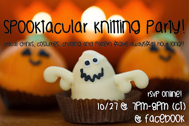 Spooktacular Knitting Party