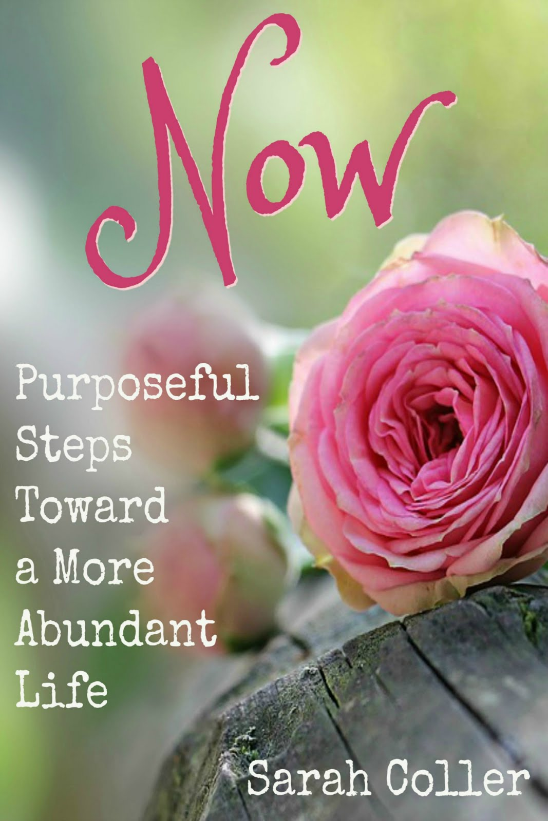 Check out my new book for women. It's great for making New Year resolutions!