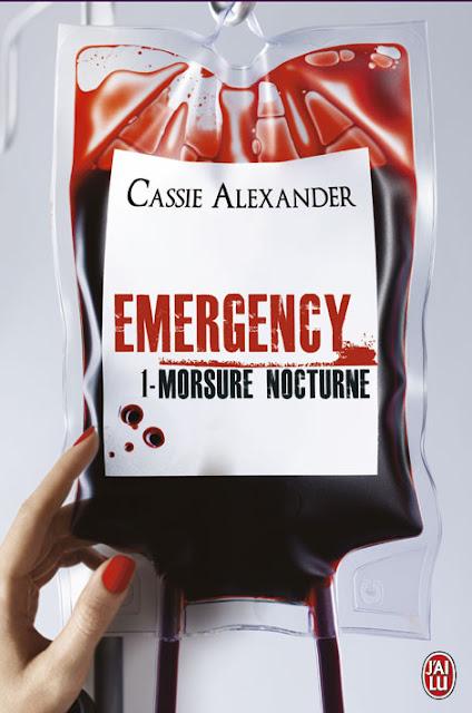 Emergency, Tome 1 : Morsure nocturne Morsuresnocturnes
