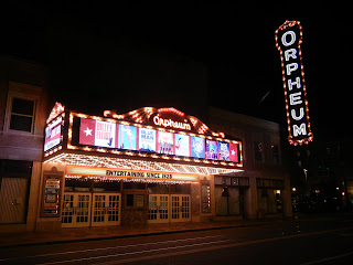The Orpheum on South Main in Memphis, TN