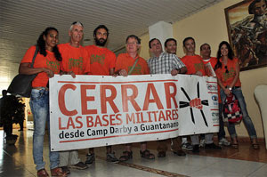 Seminario Bases Militares, Guantánamo