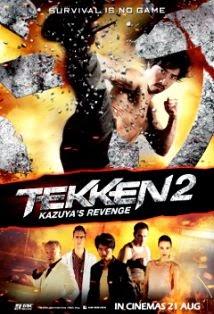 watch TEKKEN 2 KAZUYA'S REVENGE 2014 movie free stream TEKKEN A MAN CALLED X movie watch latest movies online free streaming full video movies streams free