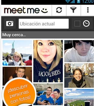 Descargar App MeetMe Android