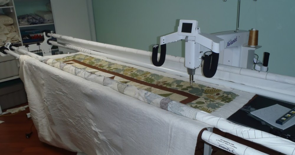 Krista Quilts Long Arm Quilting