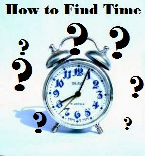 How To Find Time For You