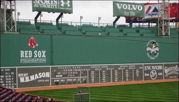 Monster Hijau - Boston