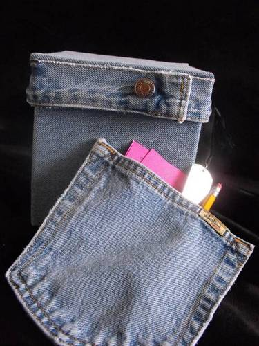 50 Creative And Cool Ways To Reuse Old Denim