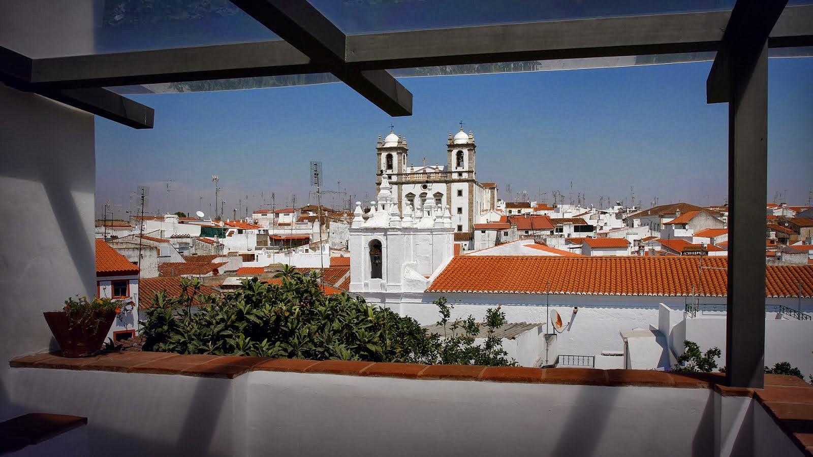 Vista do Terraço (Casa-Museu)