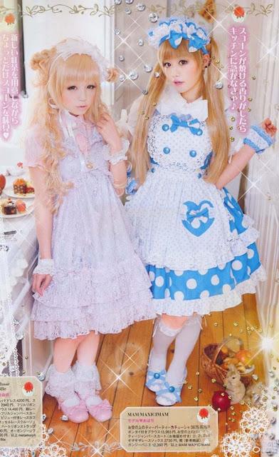 gothic lolita dresses