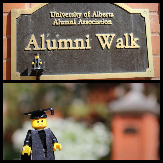 U of A Alumni Grad Photos