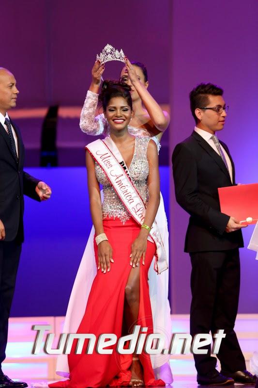 Panama Nicoles Pinto Miss América Latina del Mundo 2014