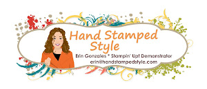 Hand Stamped Style Blog