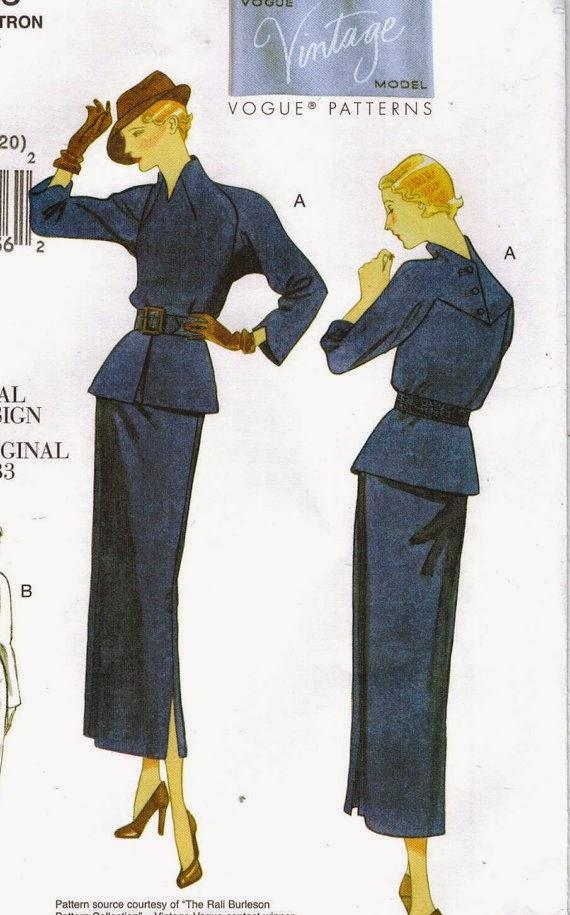 Flshback Summer: 6 Reasons 1930s-1960s Suits Pone Modern Suits - Midvale Cottage 1930s Suit