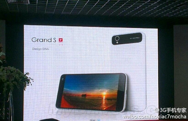 "ZTE Grand S Full Leaked Specs (thinnest 5"" phablet)_1"