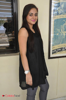 Aksha Latest Pictures at Rey Rey Success Meet  0023