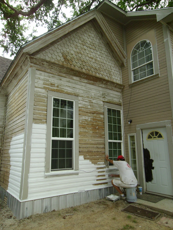 Prior: Green Exterior Paint Color