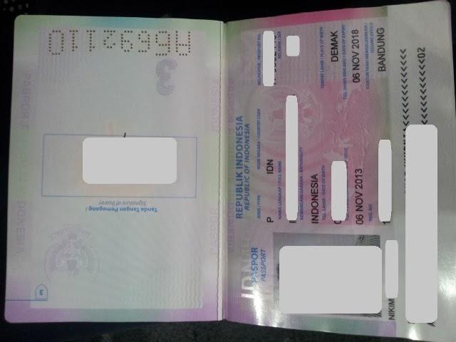 Cara Pembuatan Membuat Paspor Online di Imigrasi Bandung