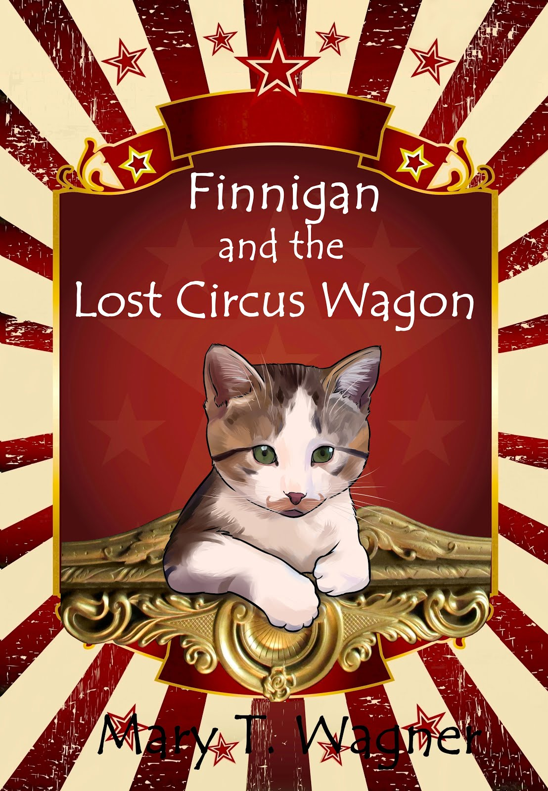 Book 2 of the Finnigan Series!
