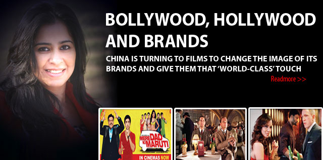 BOLLYWOOD, HOLLYWOOD AND BRANDS