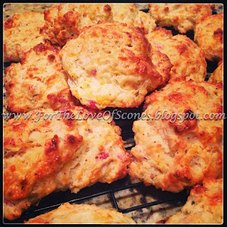 For the Love of Scones!: Savory Prosciutto, Cheddar ...