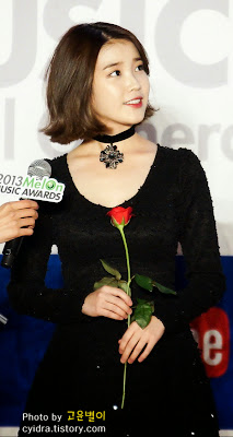 IU melon music awards 2013