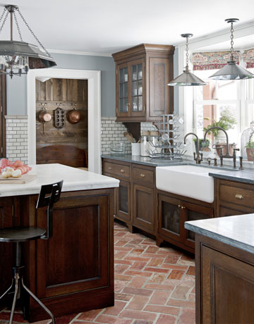 Several Tips to Designing the Perfect Farmhouse Kitchen