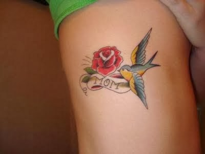 design rose tattoos