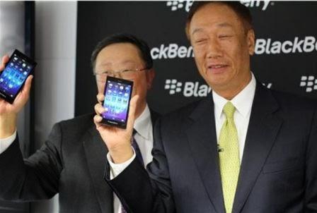 BlackBerry rilis perkenalkan Z3 dan Q20 di ajang MWC
