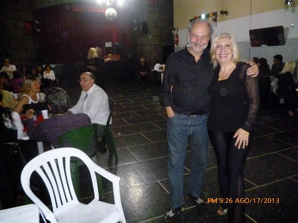 Con el Dr. Federico Trossero