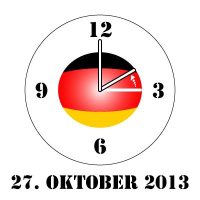 時間 ドイツ 今 の