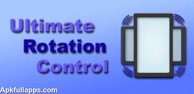 Ultimate Rotation Control FULL v4.8.0
